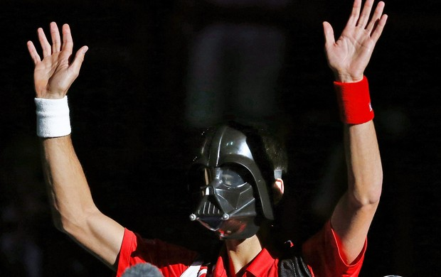 Darth Novak has arrived