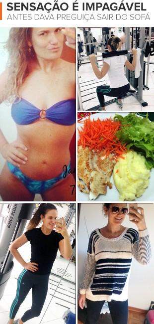 euatleta minha historia Karine mosaico_1 (Foto: Eu Atleta)