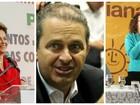 No AP, coligação divide apoio a três candidatos à presidência da república