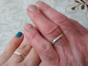 Elvino e Adriana eram casados há 26 anos (Foto: Arquivo Pessoal/Adriana Adamczuk)