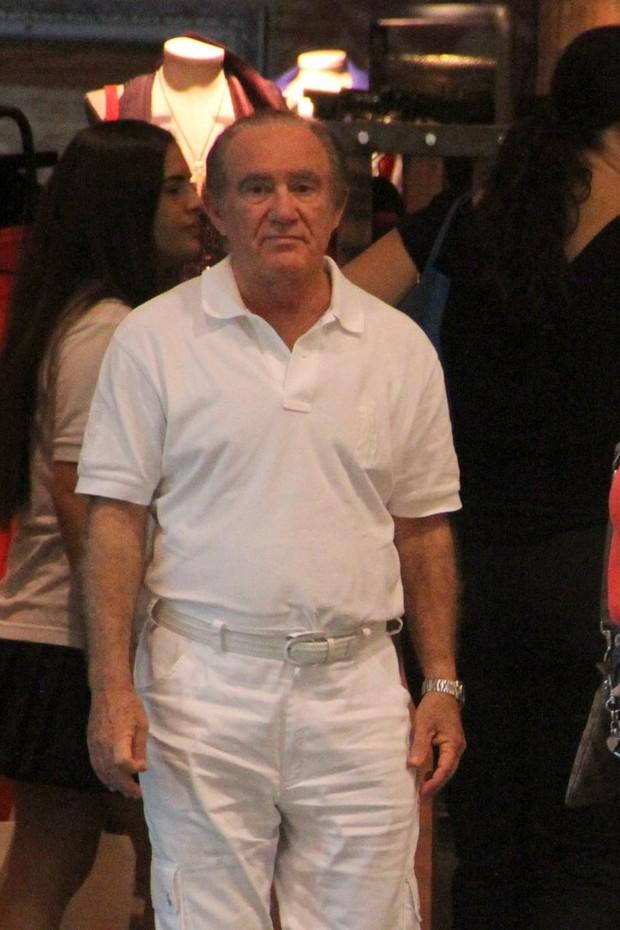 Renato Aragão (Foto: Marcus Pavão/ Ag. News)