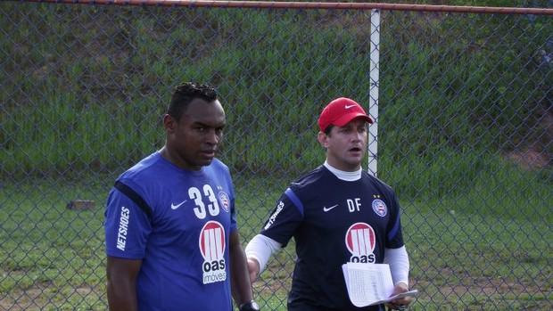 obina bahia (Foto: Jayme Brandão/Divulgação/Esporte Clube Bahia)