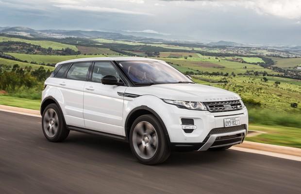 Land Rover Range Rover Evoque 2014 (Foto: Divulgação / Marcos Camargo)
