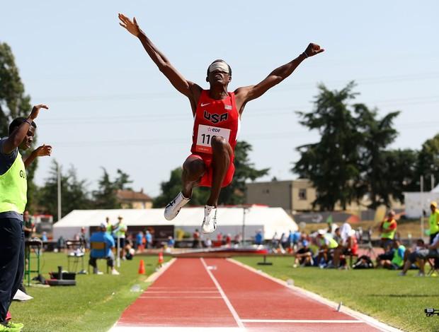 Elexis Gillette Mundial Paralímpico de Atletismo (Foto: Getty Images)