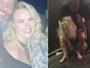 Ana Paula Pituxita exagera na bebida e deixa festa amparada por amigos