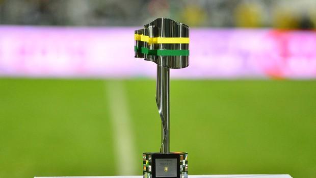 Taça Copa do Brasil Coritiba x Palmeiras (Foto: Marcos Ribolli / Globoesporte.com)