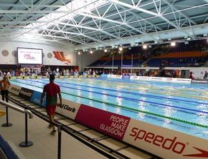 Mundial Paralimpico de Natação Glasgow (Foto: José Geraldo Azevedo)