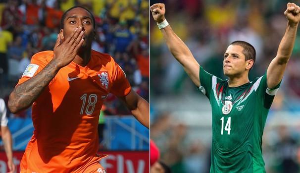 Globo exibe Holanda x México ao vivo neste domingo, dia 29 (Foto: Divulgação FIFA / Getty Images)