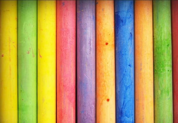 Desenho - cor - colorir - colorido - arte - cérebro - alegria - cores - desenhar - criatividade - ideias - inovação - design - atividade -  brincar - exercitar (Foto: Pexels)