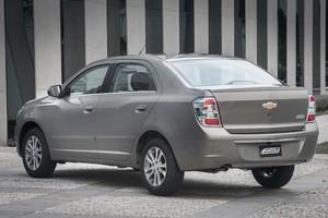 Chevrolet Cobalt 1.8 Graphite (Foto: Divulgação)