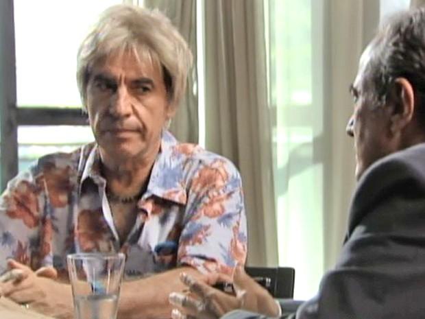 Advogado conversa com Caetano sobre a possibilidade (Foto: Malhação / TV Globo)