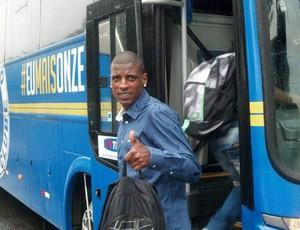 Bruno Edgar, volante do Cruzeiro (Foto: Reprodução / Cruzeiro)