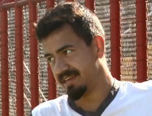 Saimon zagueiro Mogi Mirim (Foto: Carlos Velardi / EPTV)