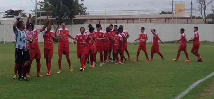Campeonato Roraimense de Futebol 2015 (Foto: Nailson Wapichana)