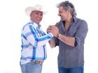 Dupla sertaneja cumpre promessa para José Rico e grava DVD tributo