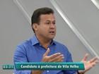 Neucimar Fraga (PSD) fala sobre propostas para Vila Velha, ES
