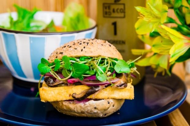 Veggie Sandwich do Verd & Co. (Foto: Divulgação/Priscilla Fiedler)