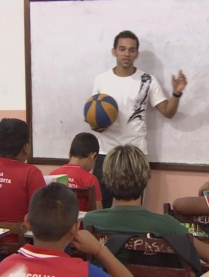 Professor AP (Foto: Reprodução/TV Amapá)