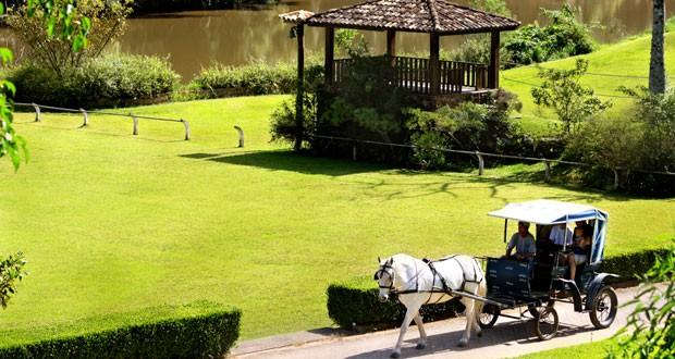 Hotel Fazenda Dona Carolina  (Foto: Divulgação)