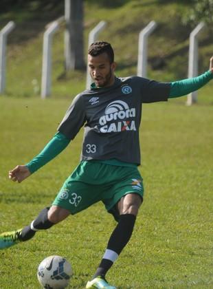 Leandro Chapecoense (Foto: Cleberson Silva/Chapecoense)