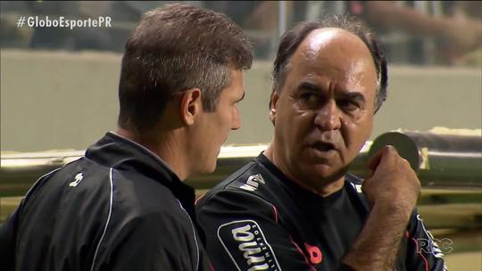 Coritiba coloca Mancini e Marcelo Oliveira na mira após demitir Pachequinho
