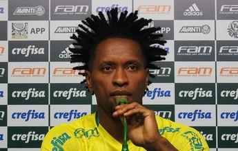 Vice em 96, Zé Roberto liga alerta e diz que fará de tudo por título brasileiro