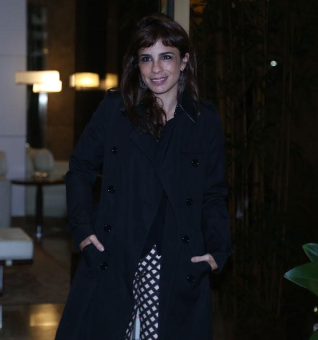 Maria Ribeiro (Foto: AGNews / Anderson Borde)