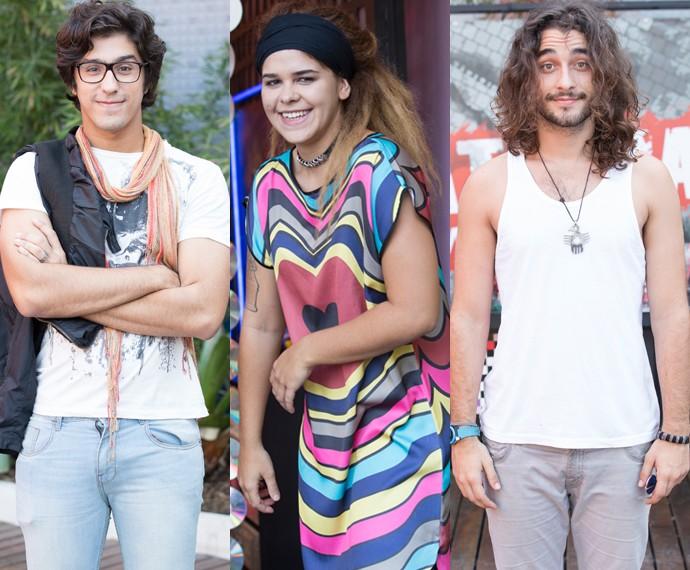 Curta o #PapoReto com o elenco da Galera da Ribalta (Foto: Felipe Monteiro/Gshow)