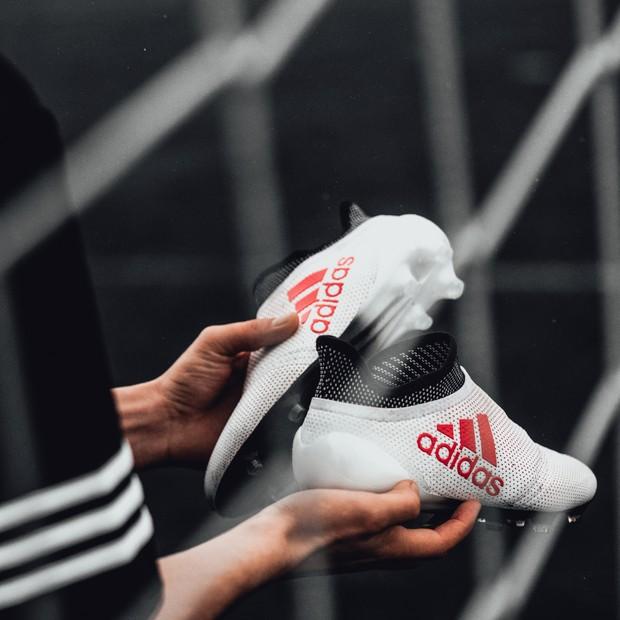Novas chuteiras da coleção Cold Blooded, da Adidas (Foto: reprodução)