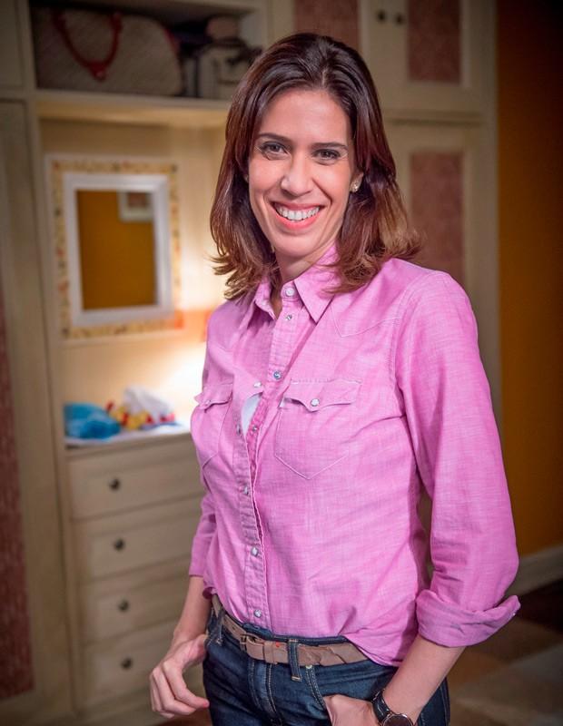 Maria Clara Gueiros será a batalhadora Karen em Babilônia (Foto: Alex Carvalho/Globo)