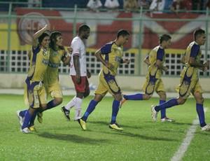 Horizonte x América-RN pela Copa do Brasil de 2012 (Foto: Alex Costa/Agência Diário)