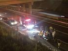 Motorista foge após atropelar homem na Rodovia Raposo Tavares