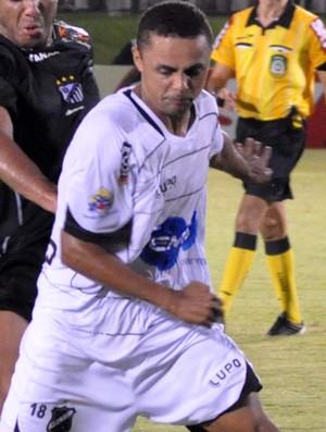 Leandro Santos, volante do ABC (Foto: Divulgação/ABC)