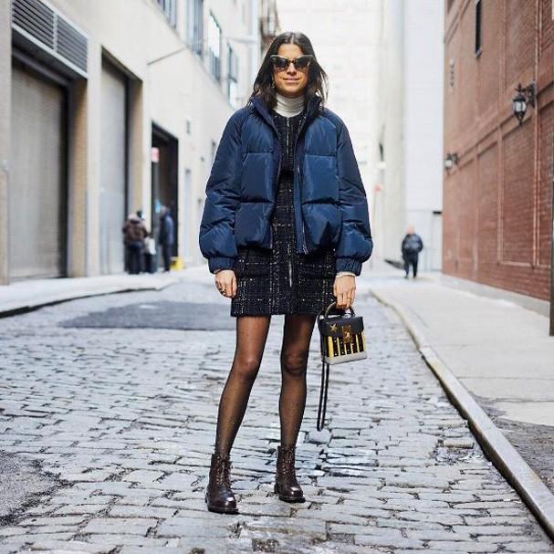 Meia-calça fininha é tendência (Foto: Getty Images)
