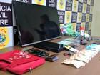 Jovem é preso suspeito de arrombar caixas eletrônicos em Rio Branco