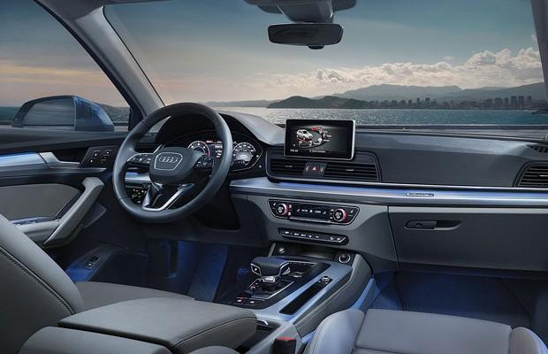 Novo Audi Q5 (Foto: Divulgação)