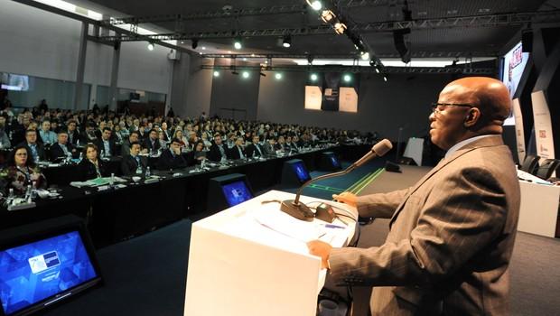 Eu seria massacrado se fosse candidato à presidência, diz Joaquim Barbosa