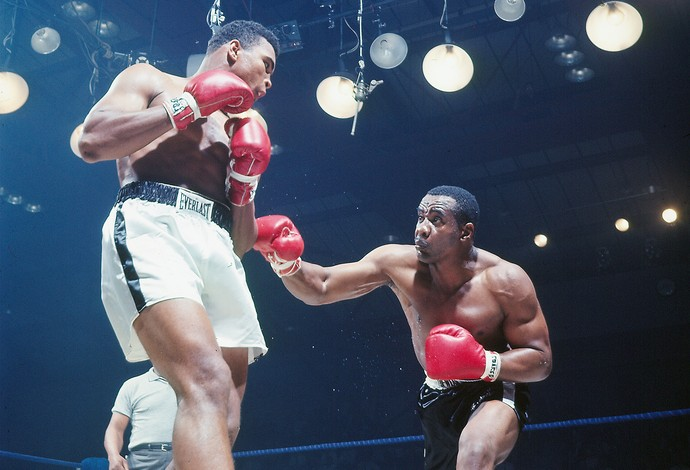Muhammad Ali x Sonny Liston Boxe 1965 (Foto: John Dominis / Getty Images)