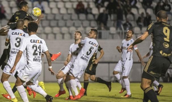 Ponte Preta e Atlético-MG volta a se enfrentar  (Foto: Fabio Leoni / PontePress)