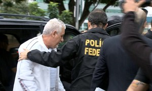 PGR faz inspeção em cela da Papuda onde Pizzolato está preso