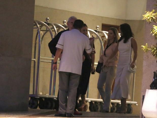 d603c066296 EGO - Juliana Paes veste look todo branco em evento de apoio ao ...