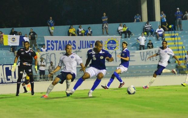 São José dos Campos x São José Esporte Clube (Foto: Tião Martins/ TM Fotos)
