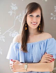 Paloma Contreras, designer de interiores e blogueira do La Dolce Vita (Foto: Divulgação)