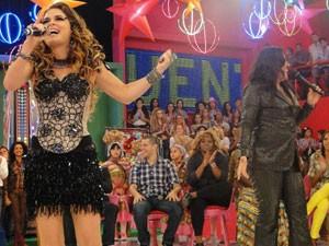Chayene (Foto: Cheias de Charme / TV Globo)