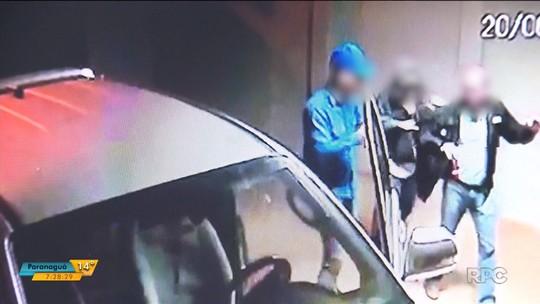 Após roubar caminhonete, assaltante é morto em confronto com a polícia