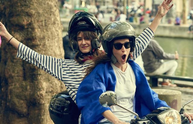A parisiense no Instagram (Foto:  G.Prado/Arquivo Vogue)