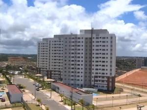 Feirão (Foto: Imagem/ TV Bahia)
