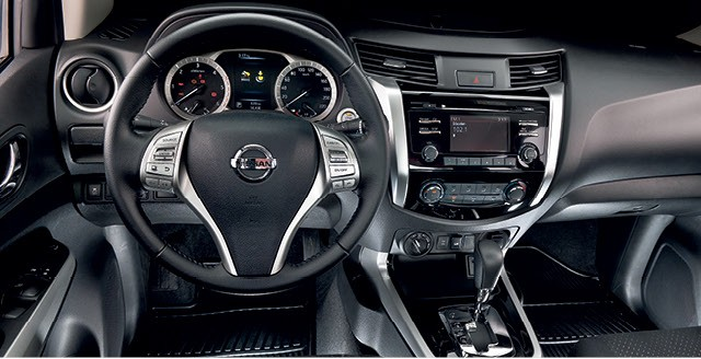 Nissan Frontier 2.3 SE: Quando menos é menos mesmo N7