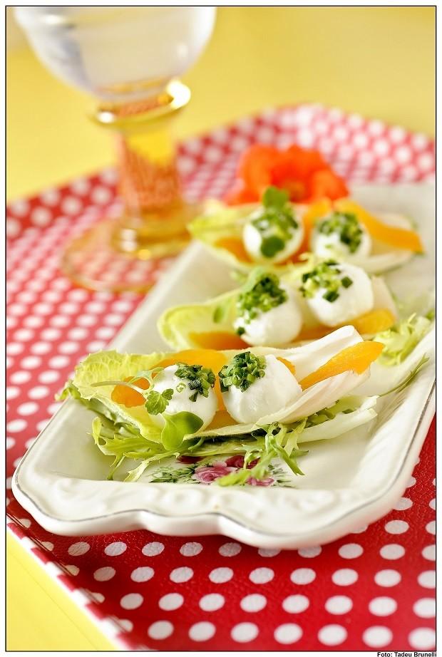 salada de endívia (Foto: Divulgação)