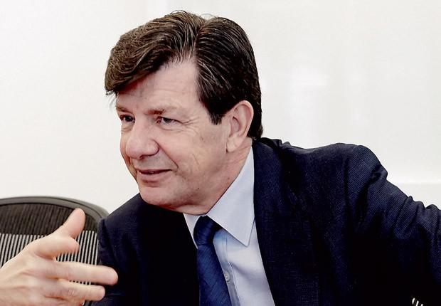 Empresa;Gestão;CEO;Roberto Setubal (Foto: Arthur Nobre)
